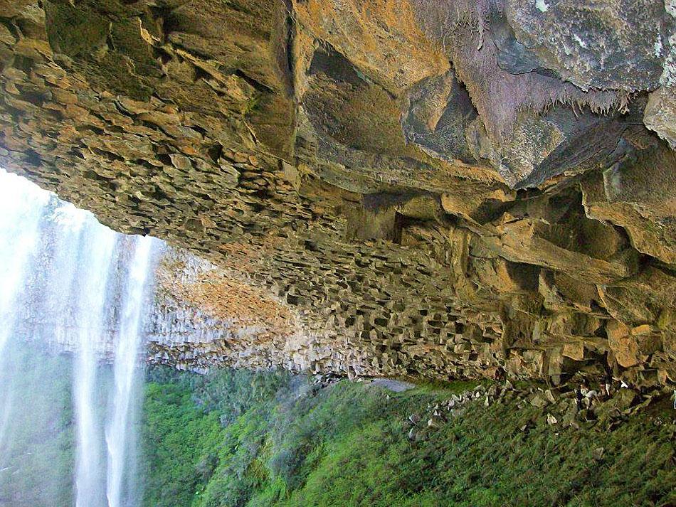 Cascada santa ana y dora en villa la angostura cascada - La maquinista como llegar ...